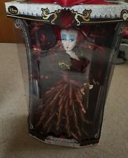 Disney Limited Edition Doll Iracebeth Red Queen Doll