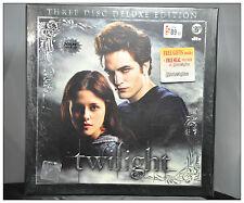 DVD Twilight Three Disc Deluxe Edition 3 language subtitle original NEW special