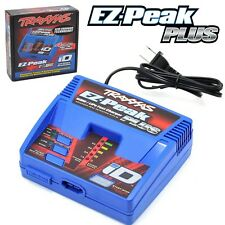 Traxxas 2970 EZ-Peak Plus Multi-Chemistry Battery Charger w/ Auto iD 3S/4A/80W