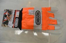 1 Oregon 91305XL safety chainsaw protective gloves X-Large size 11 cm kevlar