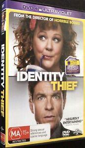 Identity Thief - DVD - Region 4 - PAL - Free Post