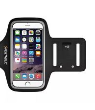 Sweat Resistant Running Armband For iPhone 8/7/6/6s Plus Galaxy S6 PORTHOLIC