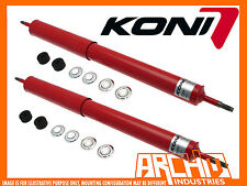 "TOYOTA LANDCRUISER 80 SERIES KONI ADJUSTABLE FRONT 2"" RAISED SHOCK ABSORBERS"