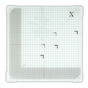 Xcut 13 x 13-inch Tempered Glass Cutting Mat   UK Fast Free Delivery