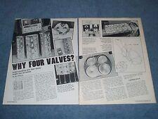 1986 Batten Custom CNC 4-Valve Cylinder Heads Vintage Tech Info Article
