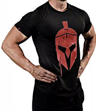 Satire Gym men's fitness T-Shirt (Size: Small)