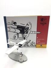 En Avion Tintin l'avion de chasse au pays des soviets  N9 + livret