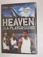 Heaven is a Playground (DVD, 2004)- Michael Warren, D.B. Sweeney - BRAND NEW SEA
