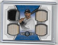 2012 TOPPS MUSEUM COLLECTION - PRIMARY PIECES - QUAD RELICS - JOSE BAUTISTA /99