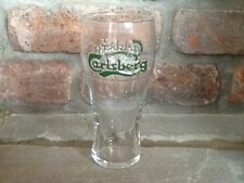 Carlsberg Pint Glass. Brand New. Nice gift or Collectors Item.