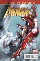 Avengers Annual #1 Comic Book - Marvel