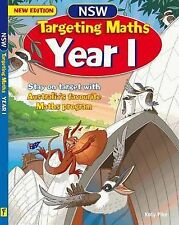 NSW Targeting Maths Year 1 by Katy Pike (Paperback, 2009)