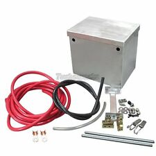 RENNLINE 1969 1989 911//930//912 W// SMUGGLERS BOX BATTERY RELOCATION KIT 925 SILV