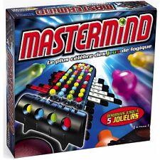 Jeu de société Mastermind - Le plus célèbre des jeux de logique - Parker - BE