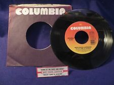 MARY CHAPIN CARPENTER Down At The Twist & Shout/Jackson 45 RPM COLUMBIA RECORDS