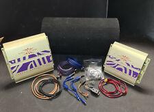 Auto Subwoofer, JBL Bassrolle inkl. Zubehör (ConCord) und Kabel