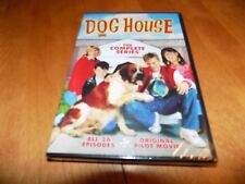 DOG HOUSE THE COMPLETE SERIES 26 EPISODES + ORIGINAL PILOT MOVIE DVD SET NEW