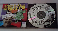 Hawaii Comedy CD Frank DeLima Live At The Captain's Table Signed Auto de lima
