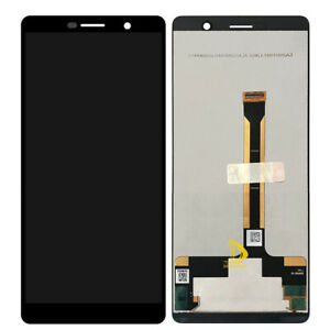 For Nokia 7+ 7 Plus TA-1046 1055 6 in LCD Display Touch Screen Digitizer Black