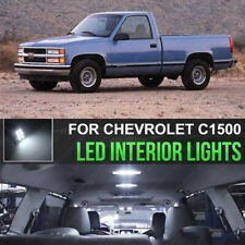 14PCS LED Interior Lights Package kit For 95-98 Chevy Silverado / GMC Sierra J1