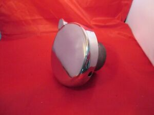 Original Triumph TR2 TR3 TR4 Chrome Gas Filler Cap - Not Chinese Repro!