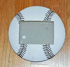 NWOT Baseball Picture Frame
