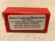 Mth Bcr Battery Component Replacement For Ps1& Ps2 Engines 9 Volt Bcr-9V New