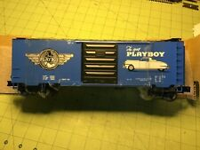 Playboy Automobile Billboard Boxcar, Made by Weaver in 1995, Rare and New in Box