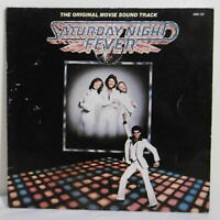 "2 X 33 Runden Film Saturday Night Fever Vinyl LP 12 "" Bee Gees Disco Travolta -"