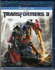 Blu-ray + Dvd **TRANSFORMERS 3** nuovo 2011