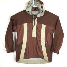 Patagonia Mens Pullover Windbreaker Hooded Lined Rain Jacket M