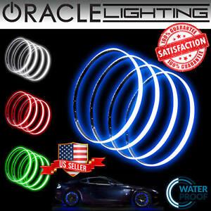 "ORACLE Lights Illuminated Rim 15.5"" LED BLUE Wheel Rings - Waterproof - 4215"