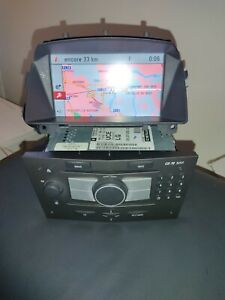 AUTORADIO ET ÉCRAN GPS OPEL Zafira  CD 70 NAVI