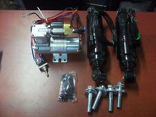 "02-09 HONDA VTX 1300 & 1800 REAR AIR RIDE KIT PRE WIRED & PLUMBED 4.6"" TRAVEL"