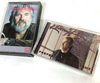 Kenny Rogers Cassette Tape Lot of 2 Sweet Music Man I Prefer The Moonlight