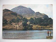 Torridon, Sgurr Dubh from Loch Clair. (Near Kinlochewe, Gairloch - 1960s)