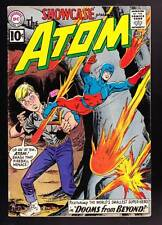 Showcase #35 - 1961 Dc Silver Age - 2nd appearance of The Atom - Gil Kane