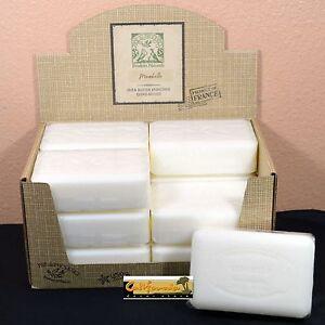 Pre de Provence MIRABELLE Plum Case 12 x 250 Gram French Soap Bath Shower Bars