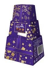 CADBURY DAIRY MILK CHUNKS CHRISTMAS TREE CHOCOLATE SECRET SANTA GIFT 250G