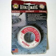 Benzomatic Silver Solder 0093 Diameter Gauge 3 Ounce Roll New In Pack