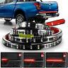 "2-Row 60"" 180 LED Strip Sequential Turn Signal Brake Reverse Tailgate Light Bar"