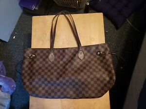 Louis Vuitton Neverfull Shoulder Bag