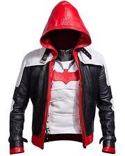 BATMAN ARKHAM KNIGHT GAME RED HOOD JACKET & VEST COSTUME