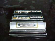 NEW Butterfly Harmonica 24-Holes Quality Musical Instrument KEY OF #C-S115