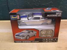 Revell 2014 Mustang GT Car Kit Silver 85-4388 1:25