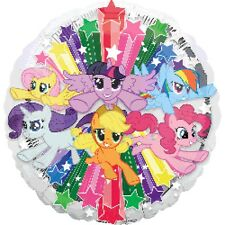 Party Supplies Birthday Girls My Little Pony Gang 45cm Foil Balloon