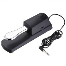 Universal Piano Damper Sustain Pedal Foot Switch for Electric Piano Keyboard