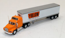 Matchbox Collectibles Mack CH 6000 w/Trailer Yellow Freight 1/87 HO
