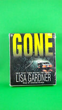 Gone by Lisa Gardner (2006, Audio, Other, Abridged) NEW SEALED