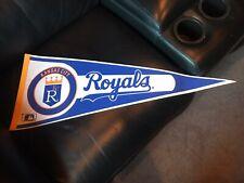 MLB Kansas City Royals Pennant - 1990's - Great Condition